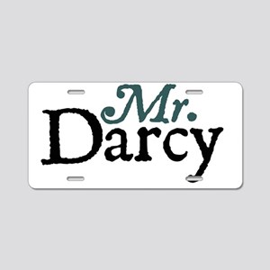 mrdarcy copy Aluminum License Plate