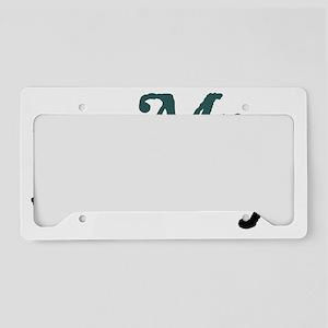 mrdarcy copy License Plate Holder