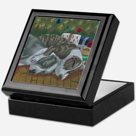 LucyLexy-square Keepsake Box