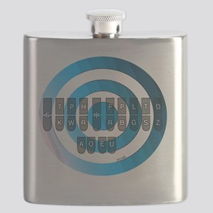 steno_keyboard_chart__blue Flask