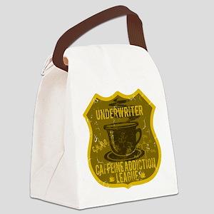 UNDERWRITER Canvas Lunch Bag