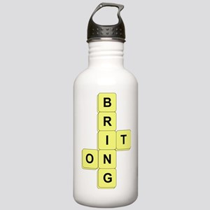 BananaGram_front Stainless Water Bottle 1.0L