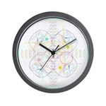 Mandala One Wall Clock