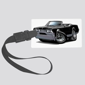 1967 Olds Cutlass Black Converti Large Luggage Tag