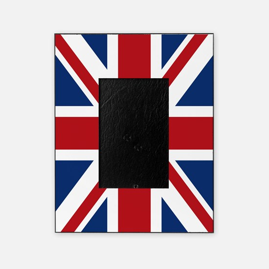 union-jack_13-5x18 Picture Frame