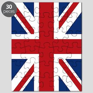 union-jack_13-5x18 Puzzle