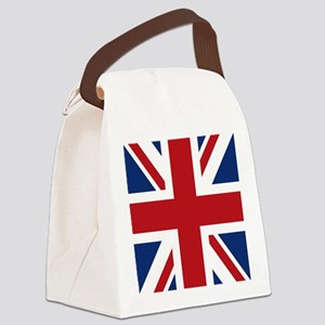 union-jack_13-5x18 Canvas Lunch Bag