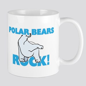 Polar Bears rock! Mugs