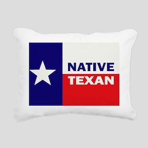 nativetexan2011_11x17 Rectangular Canvas Pillow