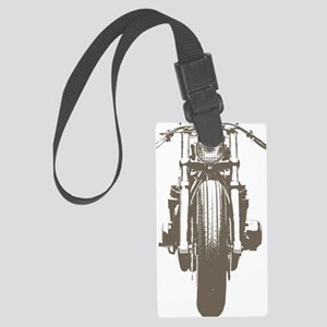 cb750 cafe racer Large Luggage Tag