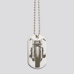 cb750 cafe racer Dog Tags