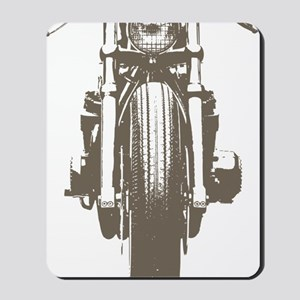 cb750 cafe racer Mousepad