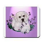 Great Pyranees Pup Mousepad