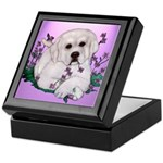 Great Pyranees Pup Keepsake Box