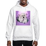 Great Pyranees Pup Hooded Sweatshirt