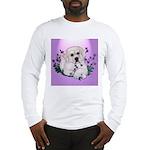 Great Pyranees Pup Long Sleeve T-Shirt