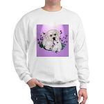 Great Pyranees Pup Sweatshirt