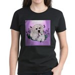 Great Pyranees Pup Women's Dark T-Shirt