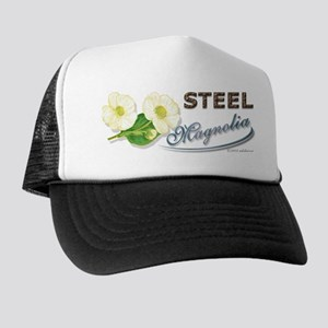 Steel Magnolia Ladies Trucker Hat