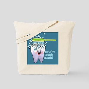 brushybrushbrush Tote Bag