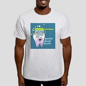brushybrushbrush Light T-Shirt