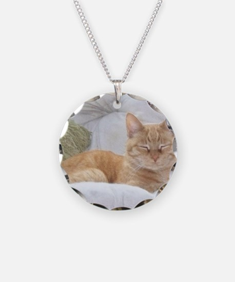 Simba Smiling Necklace