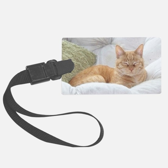 Simba Smiling Luggage Tag