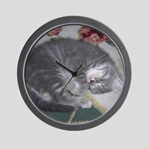 Gracie Sleeping Wall Clock