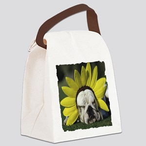 BDF shirt Canvas Lunch Bag