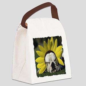 BDF shirt Canvas Lunch Bag