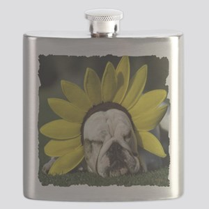 BDF shirt Flask