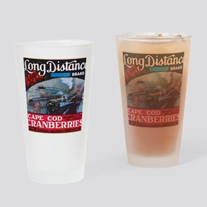 CranCalJan Drinking Glass