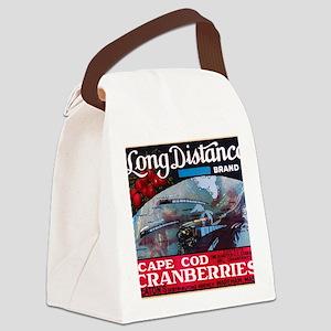 CranCalJan Canvas Lunch Bag