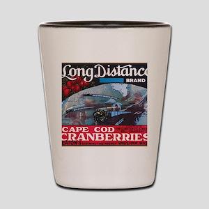 CranCalJan Shot Glass