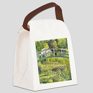 GardenatGreyvernyCafepress Canvas Lunch Bag