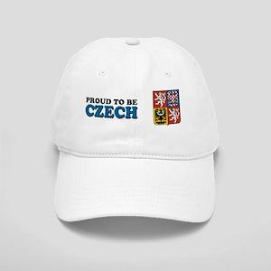 Proud To Be Czech Mug Cap