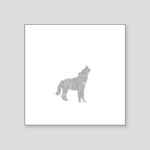 """La Push Wolves -dk Square Sticker 3"""" x 3"""""""