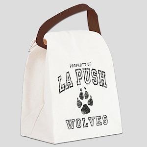 La Push Canvas Lunch Bag