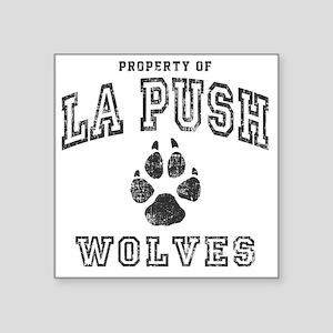 """La Push Square Sticker 3"""" x 3"""""""