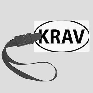 KRAV Large Luggage Tag