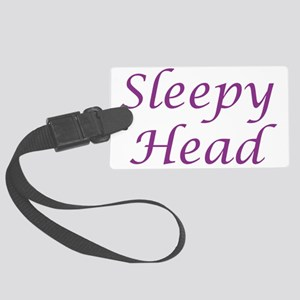 sleepyhead Large Luggage Tag