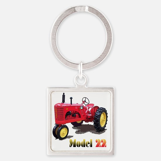 MH-22-10 Square Keychain