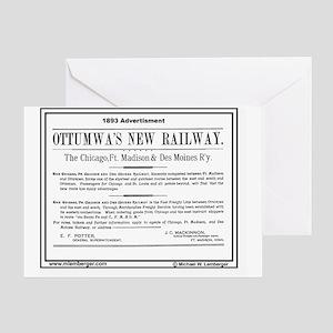 RR-1893  Ad Greeting Card