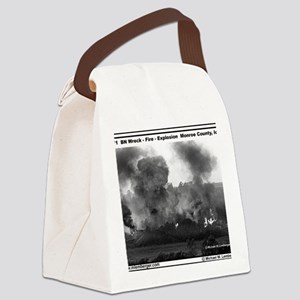 RR-BN Explosion  mousepad Canvas Lunch Bag