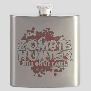 Zombie-Hunter-blk Flask