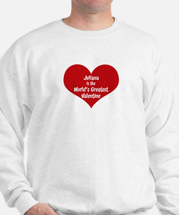 Greatest Valentine: Juliana Sweater