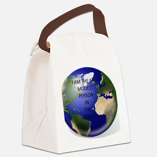 MODEST Canvas Lunch Bag