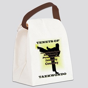 TDKTenantsShadowTraditional1 Canvas Lunch Bag
