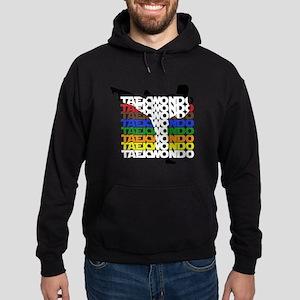 ColorsOfTKD Hoodie (dark)