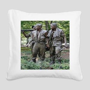 v15 Square Canvas Pillow